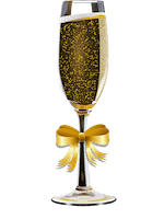 Garnish Catering champagne
